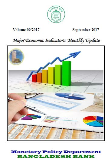 Major Economic Indicators: Monthly Update (September-2017)