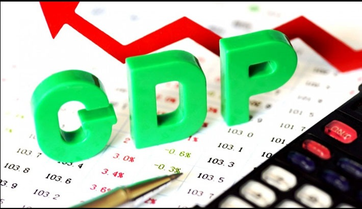 GDP growth hits 7.05pc 1st time