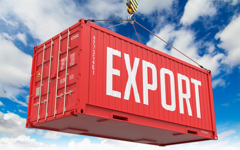 Export earnings from US saw 17.94pc growth in July