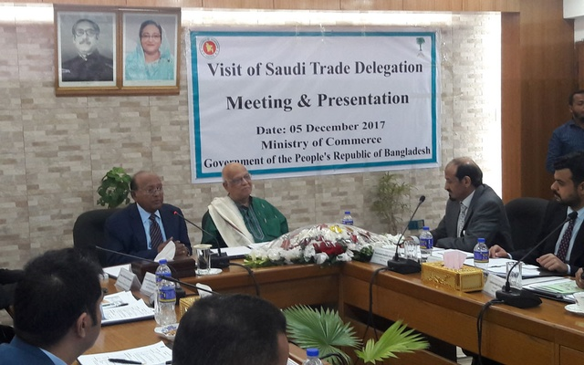 Commerce Minister urges Saudi financiers' investment