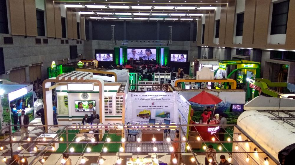 PM opens Bangladesh Tea Expo 2018