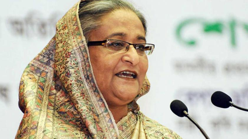 PM showcases business opportunities in Bangladesh at Investment and Policy Summit 2016